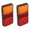 Rear LED combination lamps (twin pack)