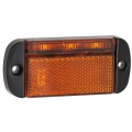 LED side marker lamp (amber)