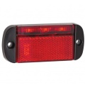 LED side marker lamp (red)